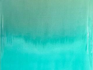 100x100cm Pleurer de joie. Pigments, liants sur coton. 2018-548