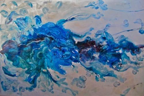 100x150cm L'idée d'une mer 2010-279 L'idée d'une mer (2010-)